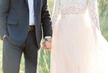 Bröllopsoutfits
