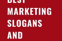 Best Marketing Slogans and Taglines
