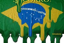 Bandeira do Brasil / Legandas