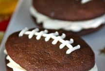 Tailgate / Tailgating food, decor and style