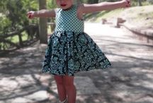 Dresses and costumes for little girls / One day I will make these
