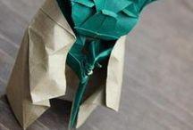 Strani origami