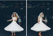 Bridal outfit / Hazel