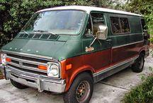 Dodge Panelvan