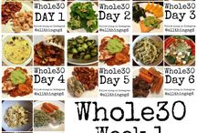 Food | Whole30 / All things #Whole30  / by Dawn Nicole Designs