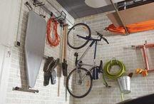 Rangement atelier garage - Garage Organization Ideas / Comment ranger les outils saisonnier