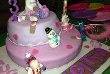 Zucchero & co. / Torte e torte