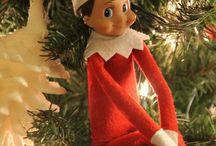 Elf on the Shelf / by Nancy Bautista Bogdanoff