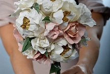 Paper flowers / by Peony and Twine