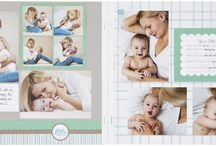Our Memories For Life / Product spotlights, page layouts, and fun projects using traditional scrapbooking items from the Our Memories For Life product line.