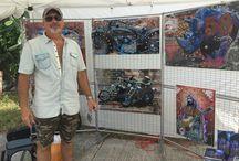 Local artists / Artist that join Easton art Galleries