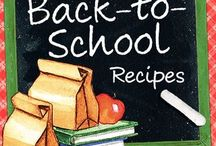 Back 2 School Recipes