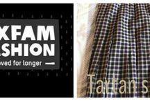 Sustainable Fashion  / Sustainable fashion - we believe you can combine fashion with being green. Think about the clothes you already have and reuse and repair before you buy something new. Why not try vintage fashion or charity shops? You can achieve a more original look (and save your pennies too!) Or have you been to a swishing party?   http://www.ecojam.org  #ecofashion #fashion #vintage #charityshops #sustainable #green