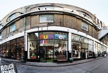 In Store / Come and visit us at 6 Dray Walk, The Old Truman Brewery... We are just off Brick Lane, East London.