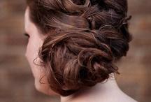 Bridal - low messy bun