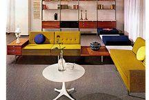Vintage Furniture - Arredamento Vintage / Arredo vintage, icone del Design del '900 #vintage #vintagefurniture #designicon #arredovintage