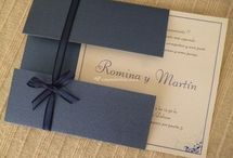 tarjetas casamiento