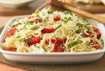 Pasta Recipes / by Tammy Yancey