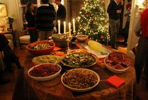 Event Catering / Everyone remembers the food at a party. Make yours the talk of the town with top notch catering!
