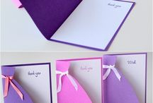 Message Cards & Gifts