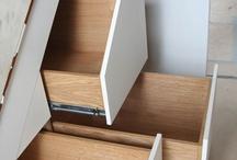 • under stairs storage •