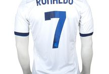 Real Madrid Jerseys & Fan Gear 2012/2013 / by soccerloco