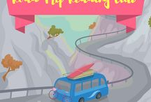 Road Trip Reading Club