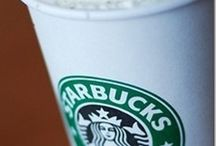 Starbucks\goodies I love and Want***!!!!! / by Katie Corkill