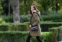 Eugenia Silva loves #Peuterey Felicity Jacket