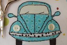 Sewing free style stitching