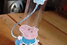Peppa/George Pig