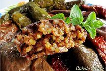 kuru patlıcan salatasi
