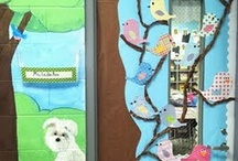 Bulletin Boards and Book Displays / by Leslie Cooper
