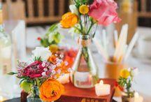 Reception decoration ideas