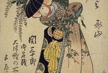 ukiyo-e / estampes japonaises
