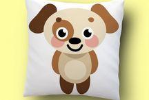 Cojines / Cojines. Regalos, regalos originales, regalos personalizados, regalos para niños, juegos personalizados