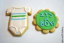 Cookie Ideas / by Elizabeth Stockemer