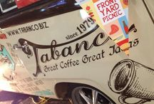 Tabanco Coffee / 1st Unique CoffeeCombie in Indonesia