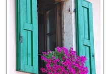 Shutters and doors / by Kristy Holcomb Mathis