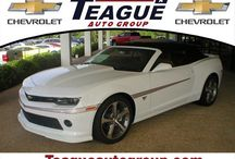 2015 Chevrolet Camaro $38,367 / 1830 West Hillsboro   El Dorado Arkansas 71730   Phone: (870) 639-4386