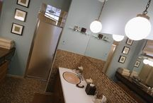 Bathrooms / Bathrooms designed and/or renovated by CE Space Planning Inc.