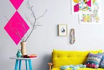 Colour / Colour Mix / Colour combos