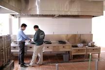 Bếp nhà hàng / Toàn Phát chuyên thiết kế, thi công lắp đặt bếp công nghiệp, bếp nhà hàng uy tín, chất lượng, giá hợp lý!