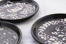 Decoración en cerámica (Latex) / Mis trabajos de cerámica