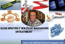 Russ Whitney- Ways of Managing Investment