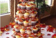 fall wedding ideas / by Kelly O'Neill Bowes