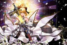 Mangas | Fate/stay night & Fate/zero / Stuff about Fate/stay night and Fate/zero