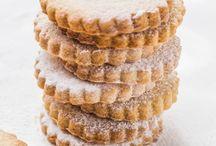 healthy cookies / vegan and healthy cookies