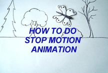 Stop motion and storytelling