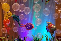 baloons decoration